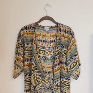 3 for $15//LuLaRoe Monroe kimono